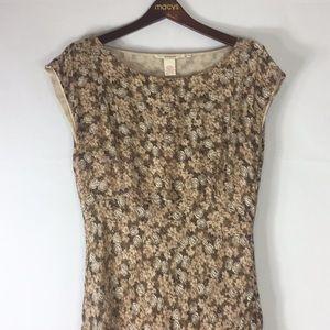 Sundance Floral Bias Cut Dress